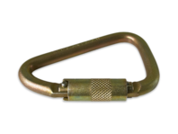Stahlkarabiner Twistlock ResQ-KS superstrong