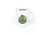 DLRG Tasse Collector`s Edition -Puppe 2016-